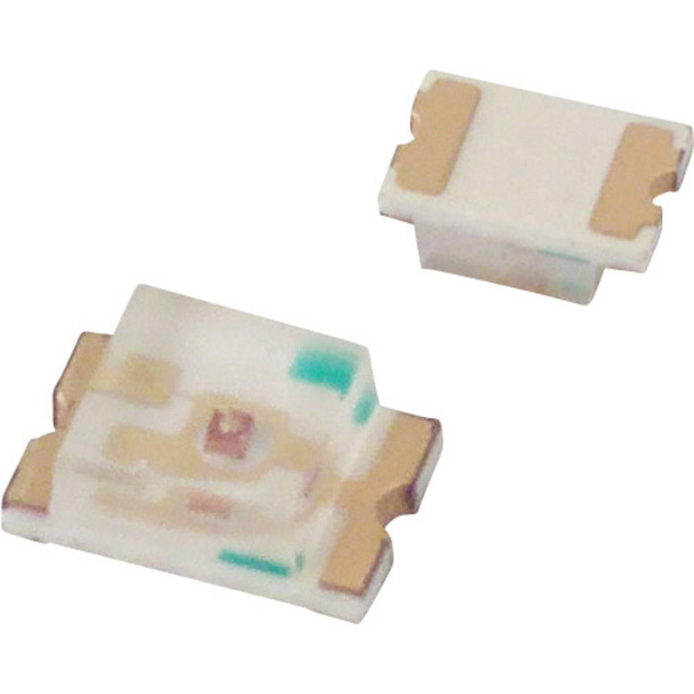 SMD-LED (value.1317393) Lite-On LTST-C171GKT 2012 12 mcd 130 ° Grøn