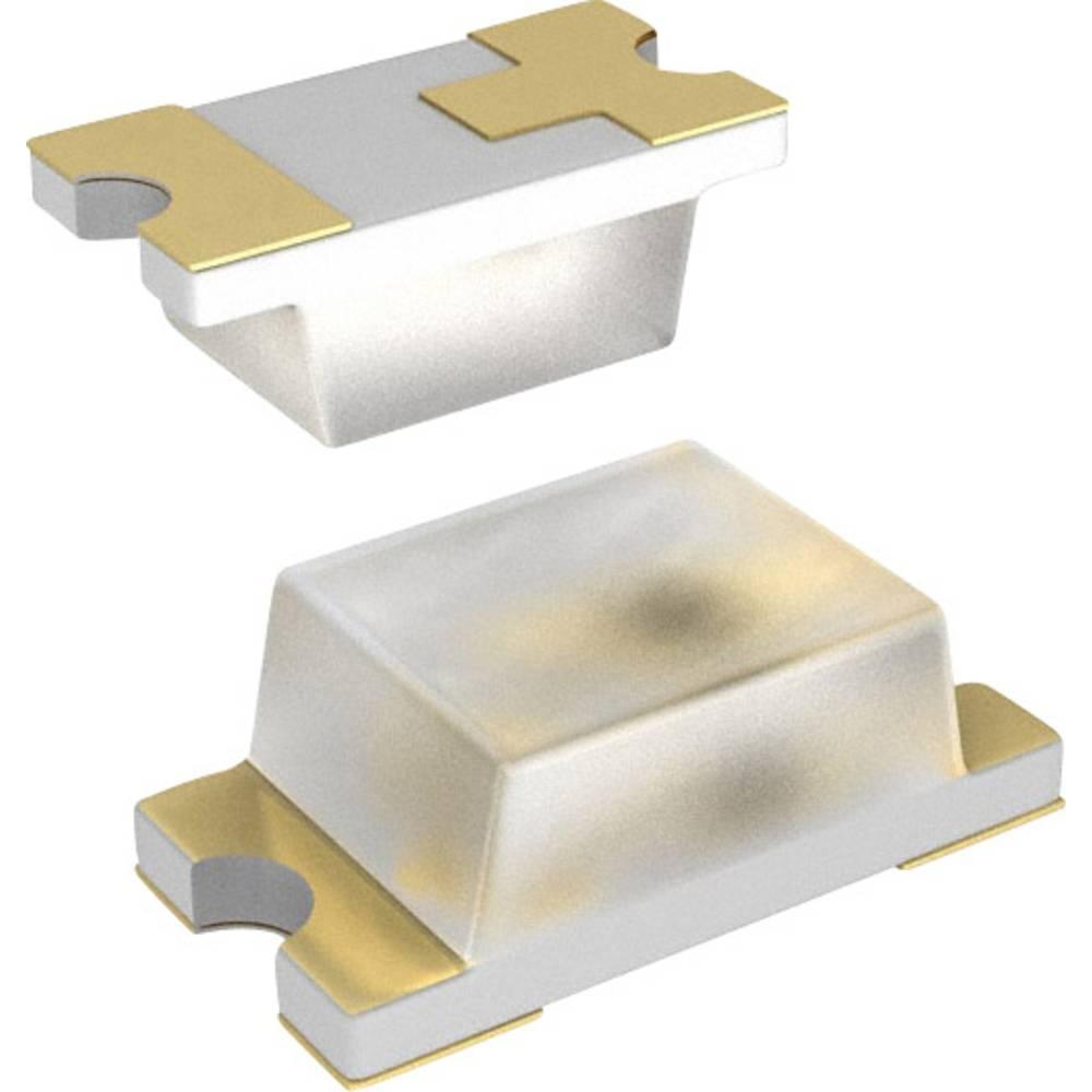 SMD-LED (value.1317393) Lite-On LTST-C191KFKT 1608 90 mcd 130 ° Orange