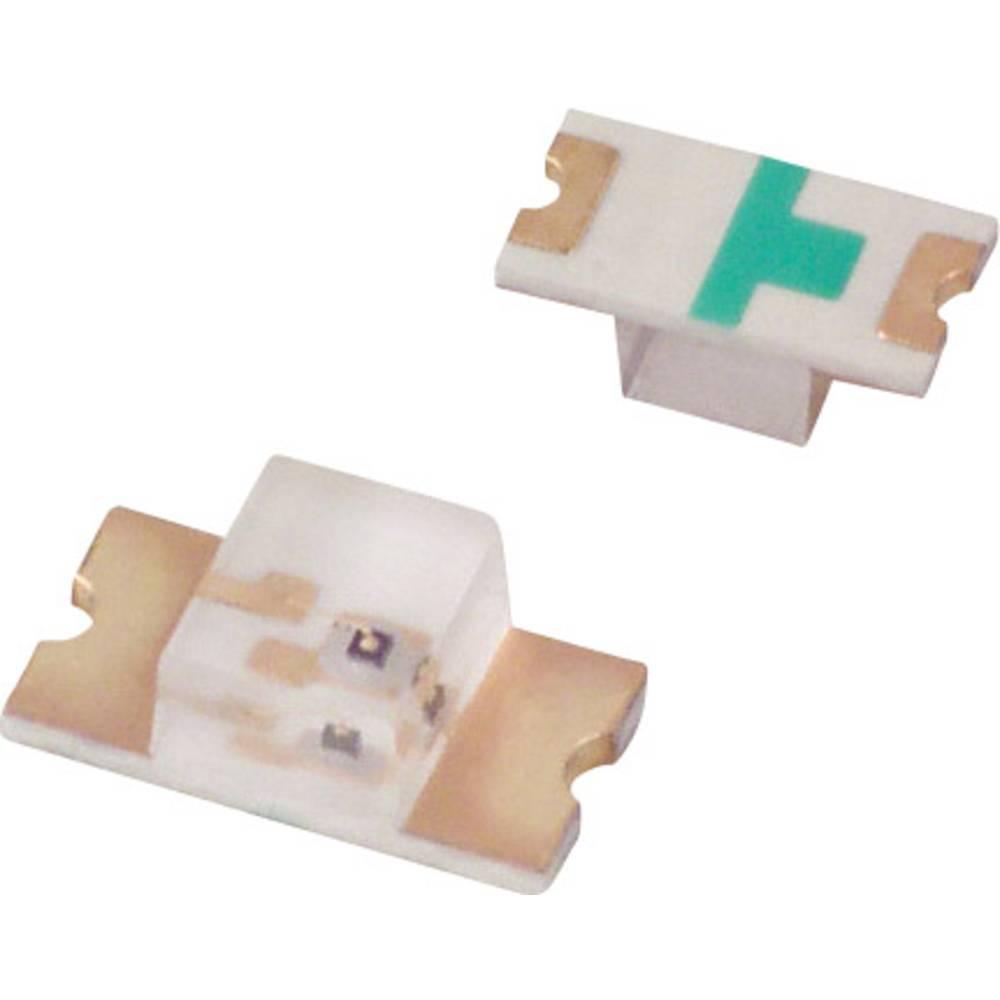 SMD LED Lite-On LTST-C230KGKT 3216 35 mcd 130 ° Grøn