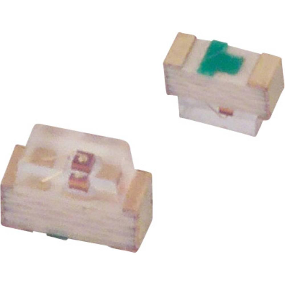 SMD-LED (value.1317393) Lite-On LTST-S270EKT 1608 4 mcd 130 ° Rød