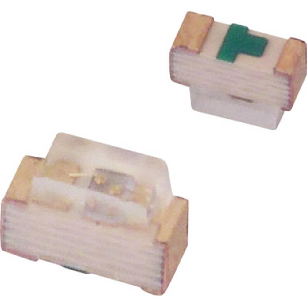 SMD-LED (value.1317393) Lite-On LTST-S270KSKT 1608 80 mcd 130 ° Gul