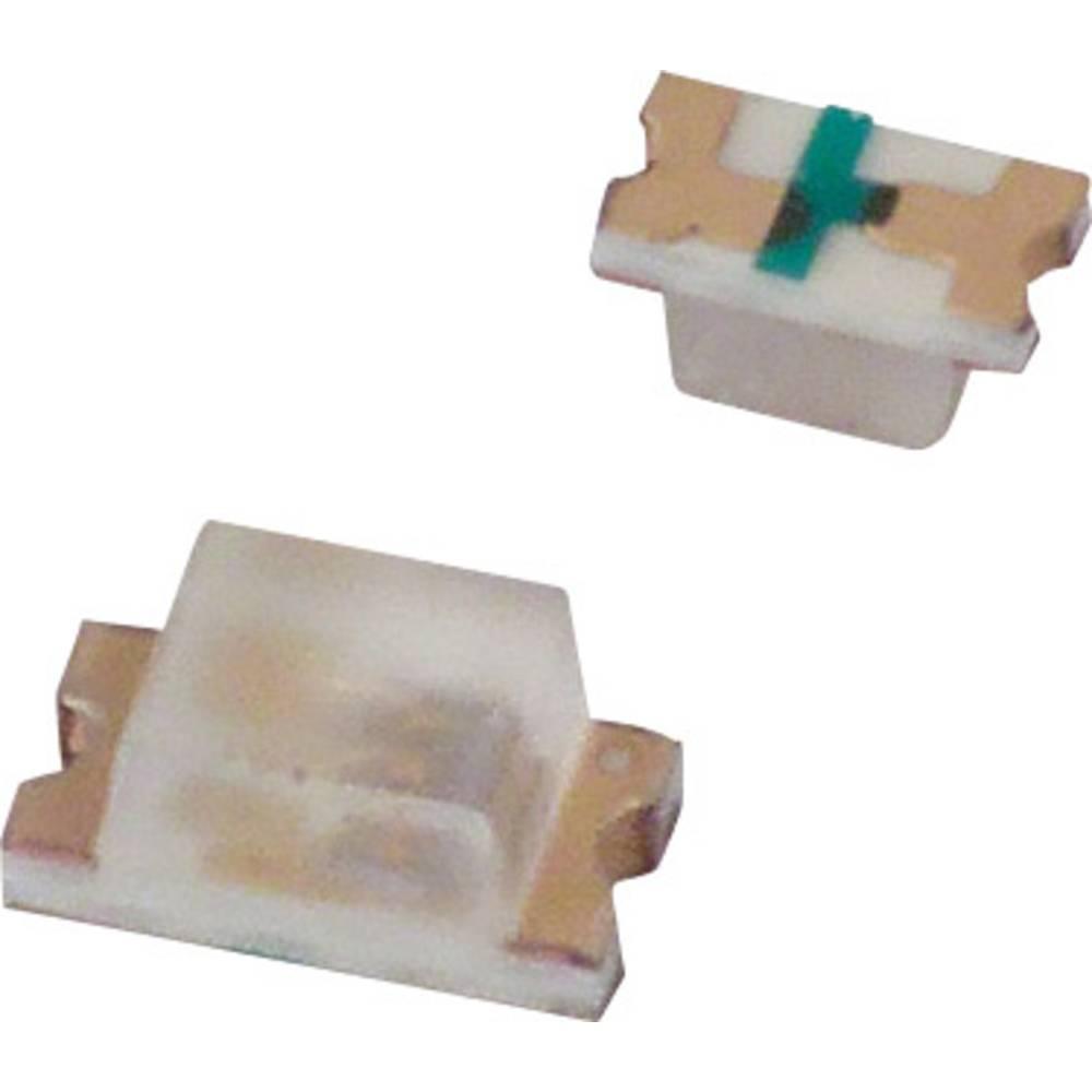 SMD-LED (value.1317393) Lite-On LTST-C190TBKT 1608 104 mcd 130 ° Blå