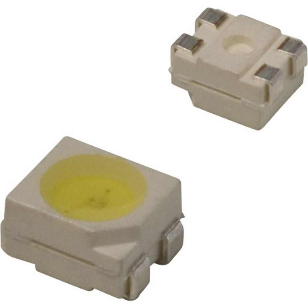 SMD-LED (value.1317393) Lite-On LTW-E670DS PLCC4 2900 mcd 120 ° Hvid