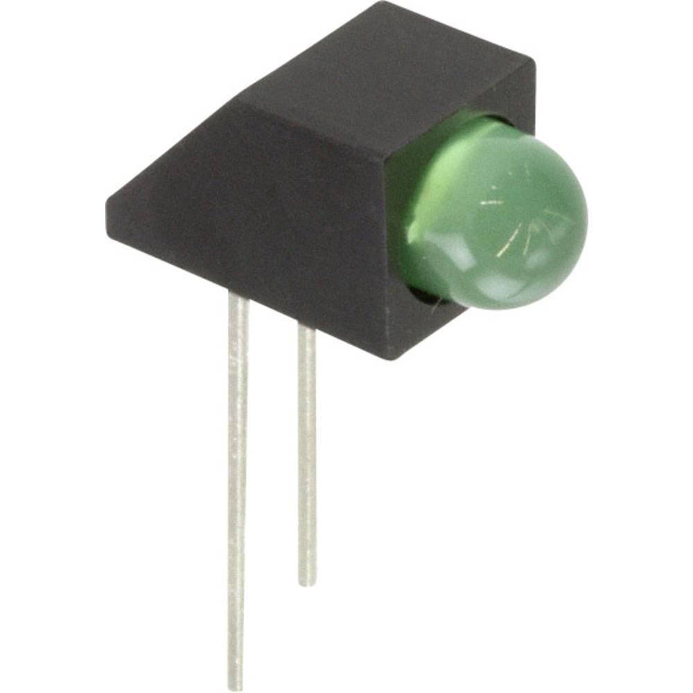 LED-komponent Lite-On (L x B x H) 15 x 12.6 x 6 mm Grøn