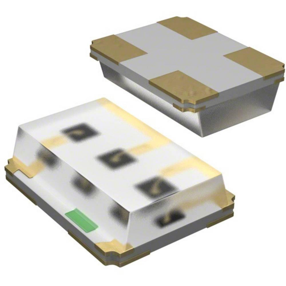 SMD-LED (value.1317393) Lite-On LTST-C19FD1WT SMD-4 113 mcd, 260.5 mcd, 104 mcd 130 ° Rød, Grøn, Blå