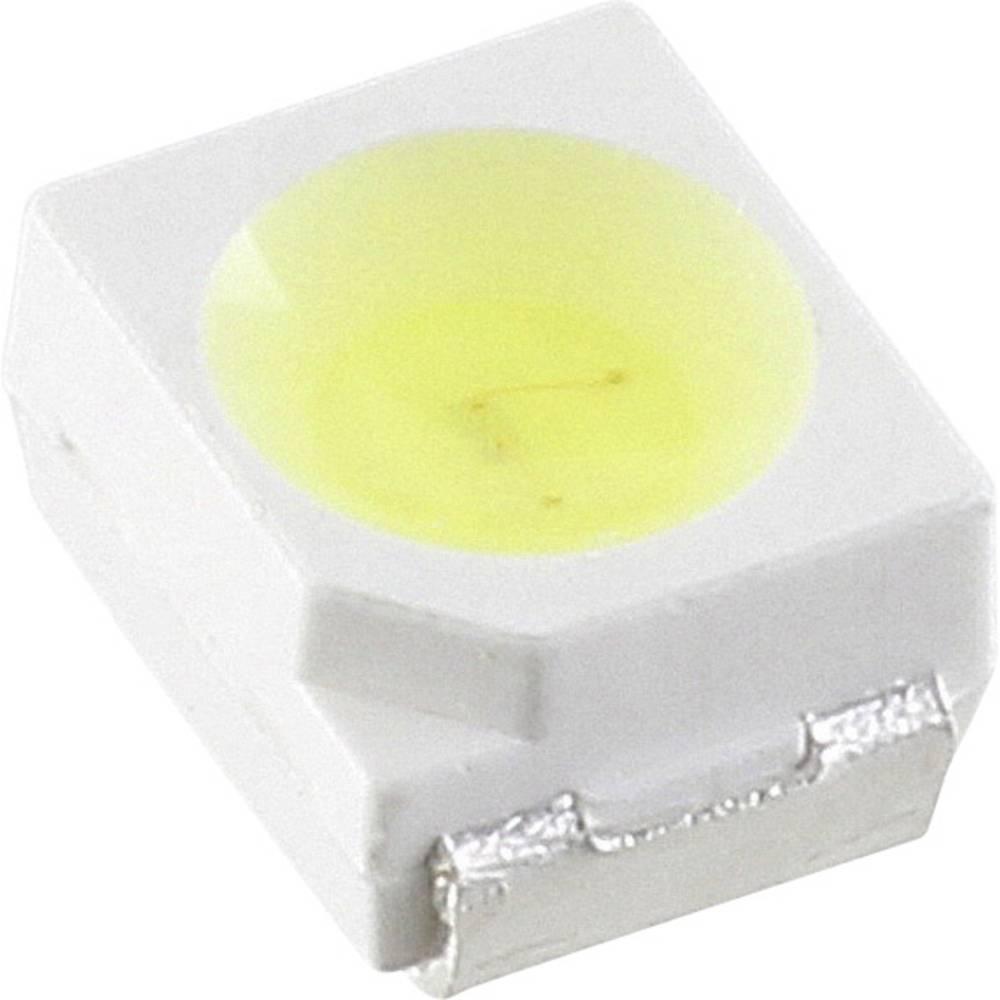 SMD-LED (value.1317393) Lite-On LTW-670DS-EL PLCC2 1400 mcd 120 ° Hvid