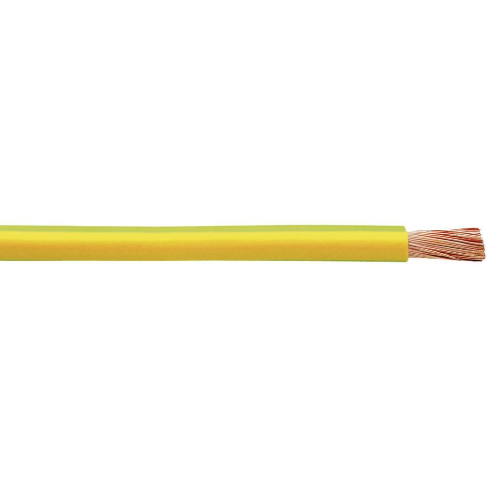 Finožični vodnik H07V-K 1 x 2.50 mm rjave barve Faber Kabel 040052 100 m