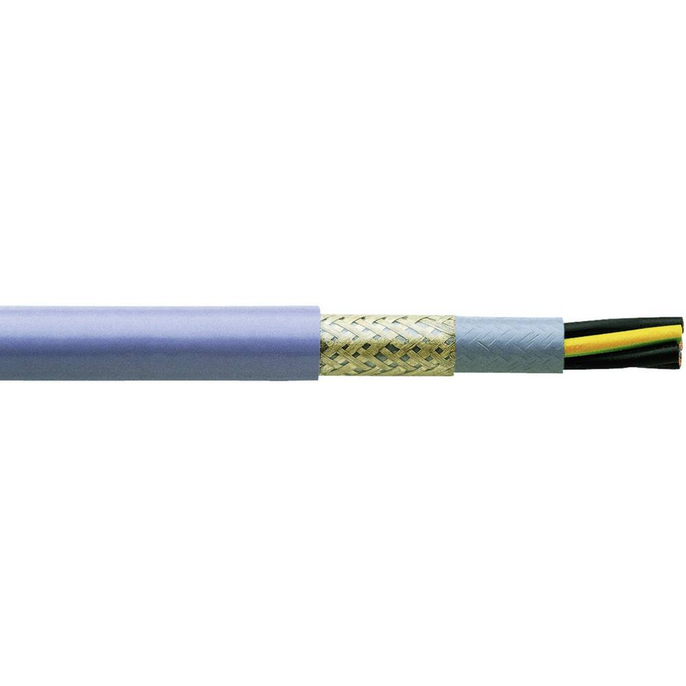Krmilni kabel YSLYCY-JZ 5 x 2.5 mm sive barve Faber Kabel 030534 meterski