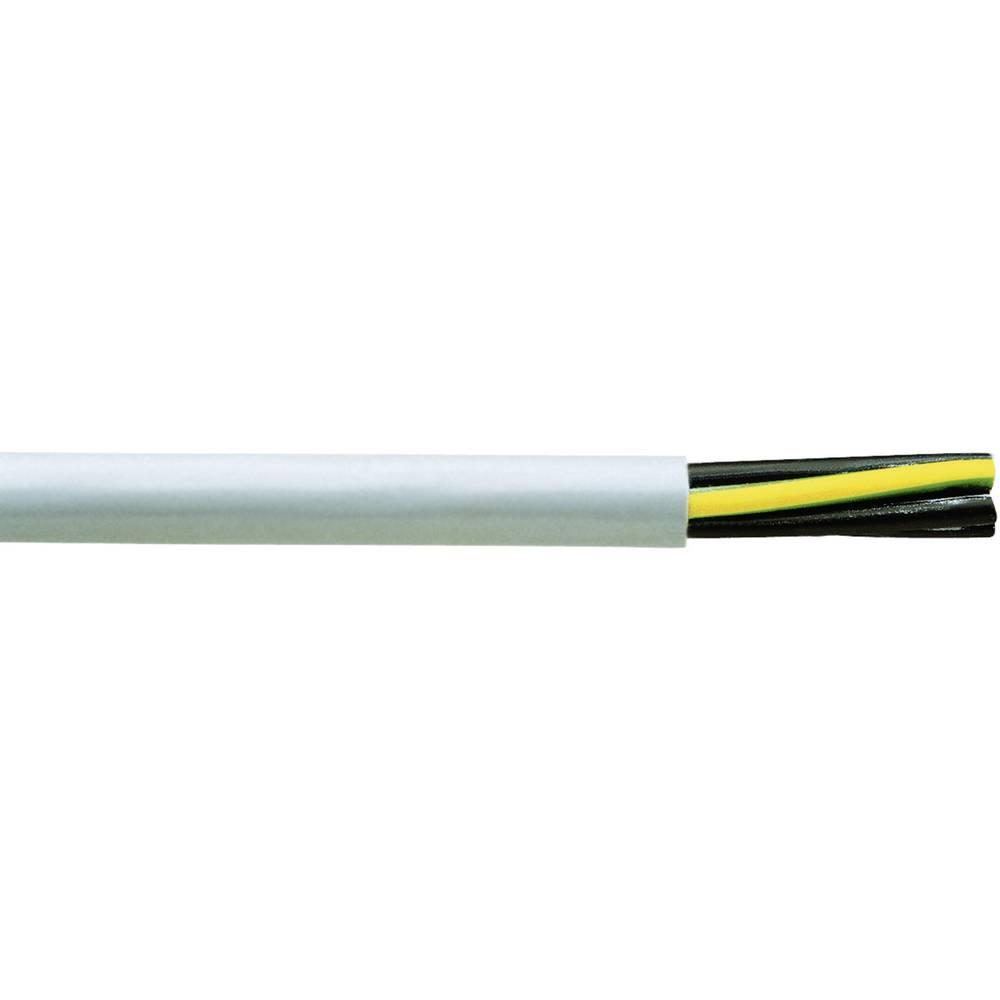 Krmilni kabel HSLH-JZ 4 x 2.5 mm sive barve Faber Kabel 031649 meterski
