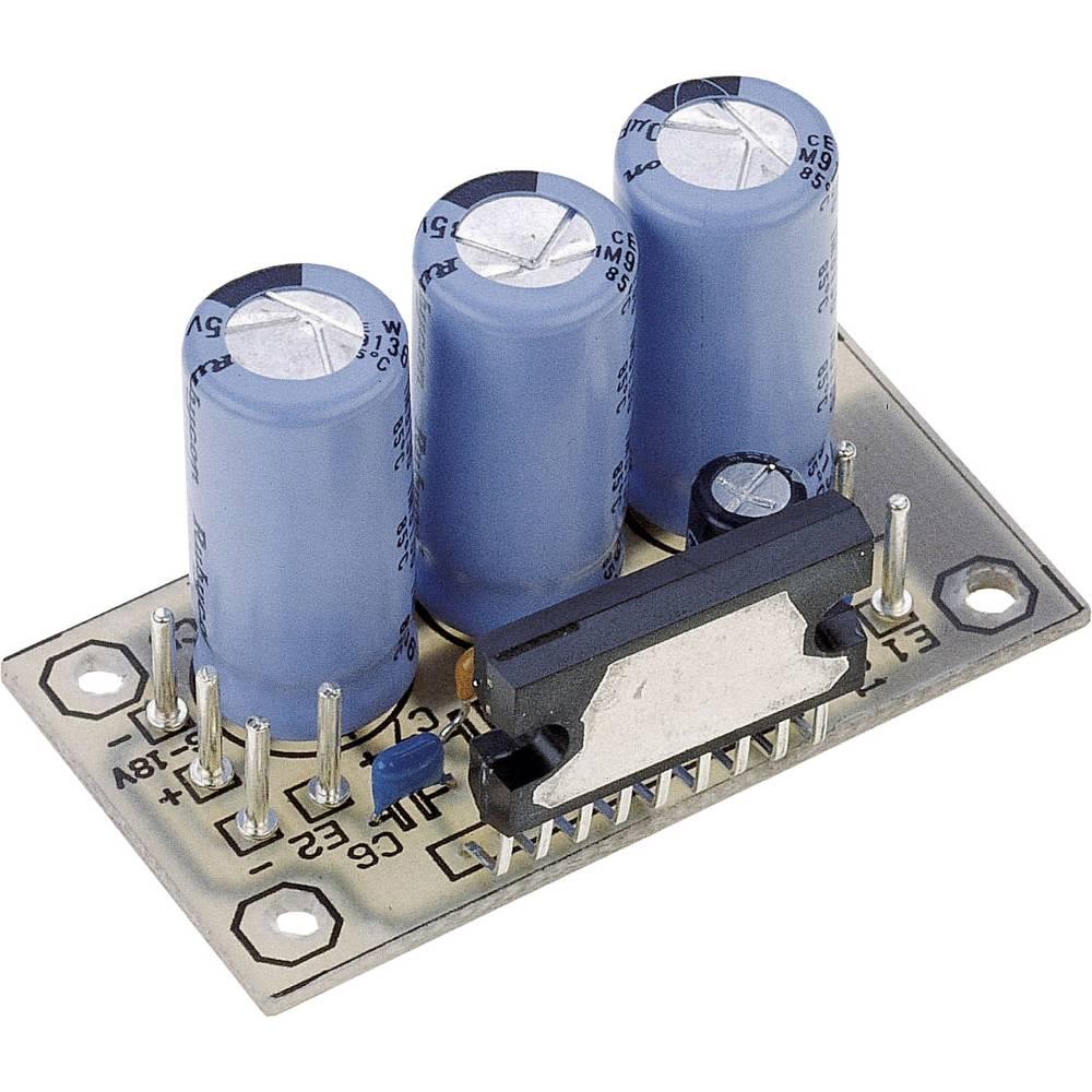 Conrad Components stereo pojačivač komplet za sastavljanje 9 V/DC, 12 V/DC, 18 V/DC 20 W 2 Ohm
