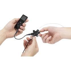 Klinken avdio Y-adapter [1x klinken vtičnica 3.5 mm - 5x klinken vtičnica 3.5 mm] črne barve, SpeaKa Professional