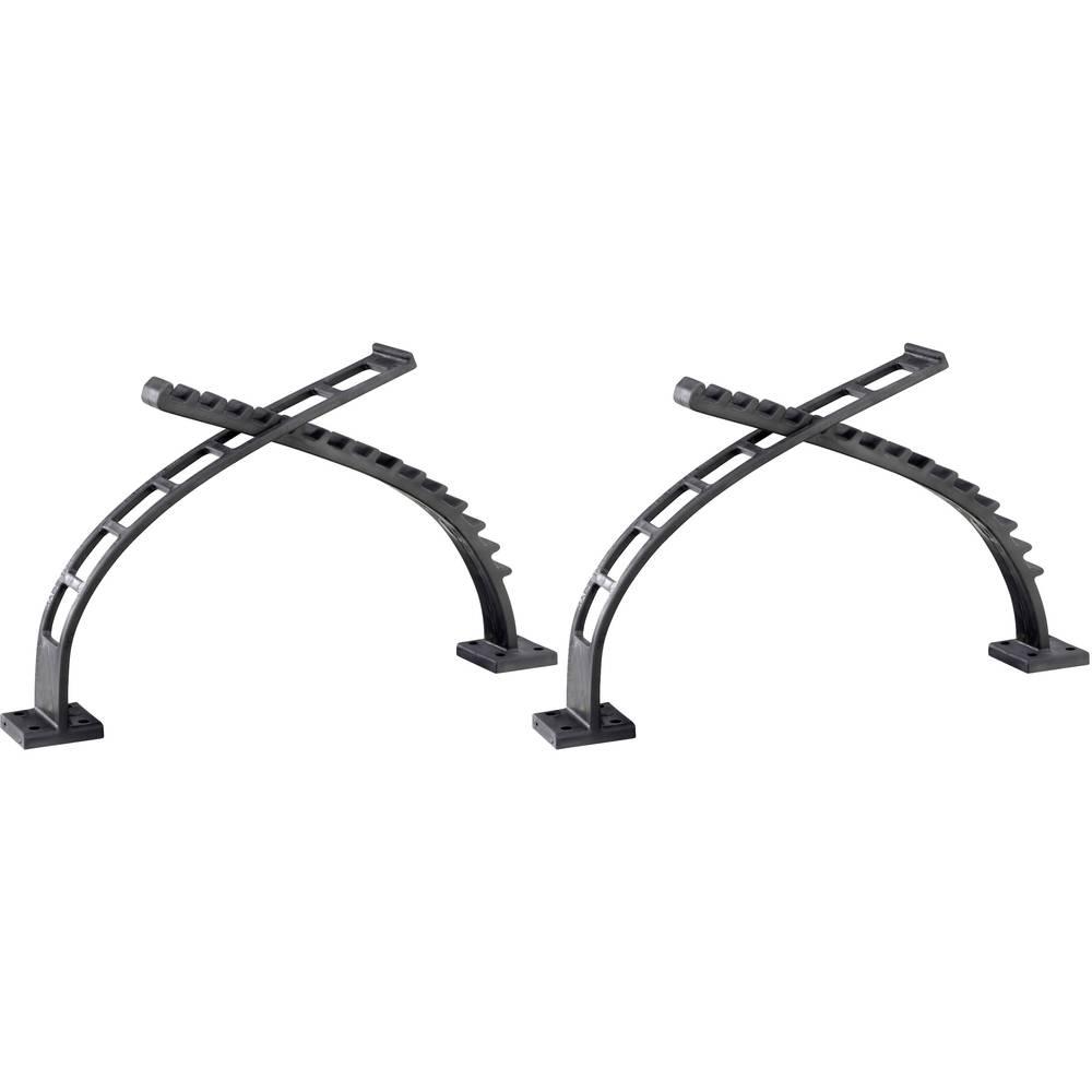 QuickFist Quick Fist® bil-udstyrsholder XL pakke med 2 stk. Spændeområde rund do Omfang 381 mm eller 762 mm · Max. 68 kg pr. hol