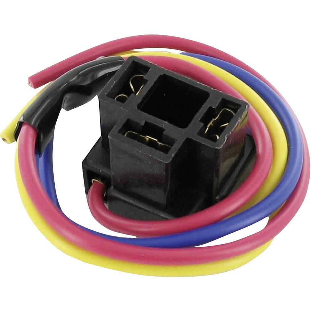 Grlo za avtomobilsko žarnico H4 in R2 12 V, 1 kos BA15d 90319
