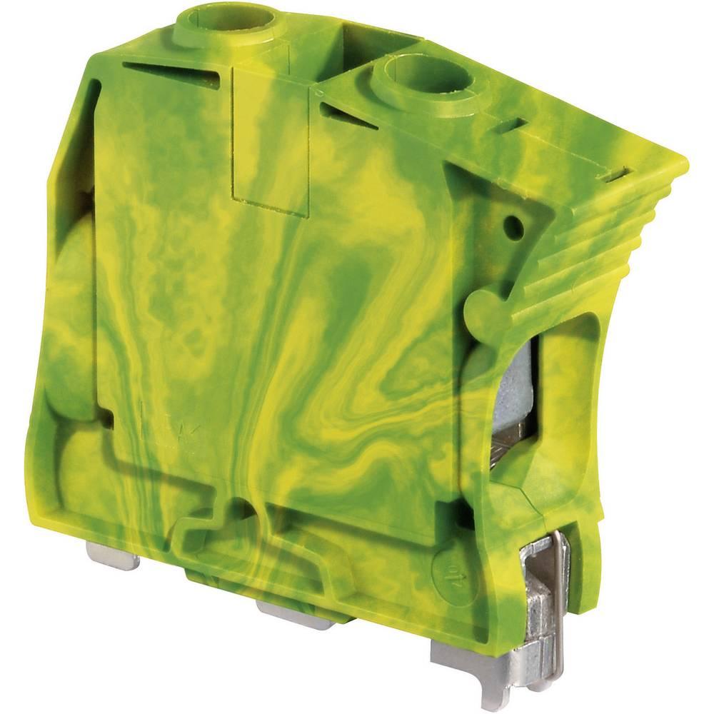 Jordklemme 16 mm Skruer Belægning: Terre Grøn-gul ABB 1SNK 516 150 R0000 1 stk