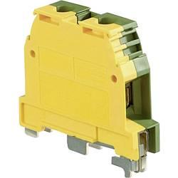 Jordklemme 12 mm Skruer Belægning: Terre Grøn-gul ABB 1SNA 165 130 R2300 1 stk
