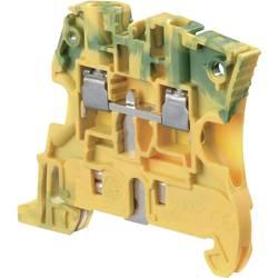 Jordklemme 6 mm Skruer Belægning: Terre Grøn-gul ABB 1SNK 506 150 R0000 1 stk
