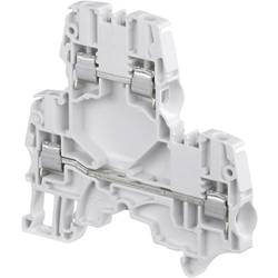 Dobbeltlags-gennemgangsklemme 6 mm Skruer Belægning: L Grå ABB 1SNK 506 210 R0000 1 stk