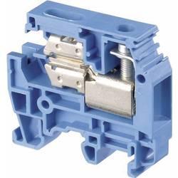 Skilleklemme 12 mm Skruer Belægning: N Blå ABB 1SNA 125 593 R0000 1 stk