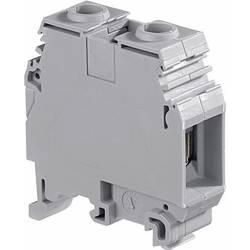 Gennemgangsklemme 31 mm Skruer Belægning: N Blå ABB 1SNA 399 717 R0600 1 stk