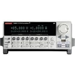 Laboratorijski naponski uređaj, podesivi Keithley 2636B 0 - 200 V 0 - 10 A 60 W broj izlaza 2 x