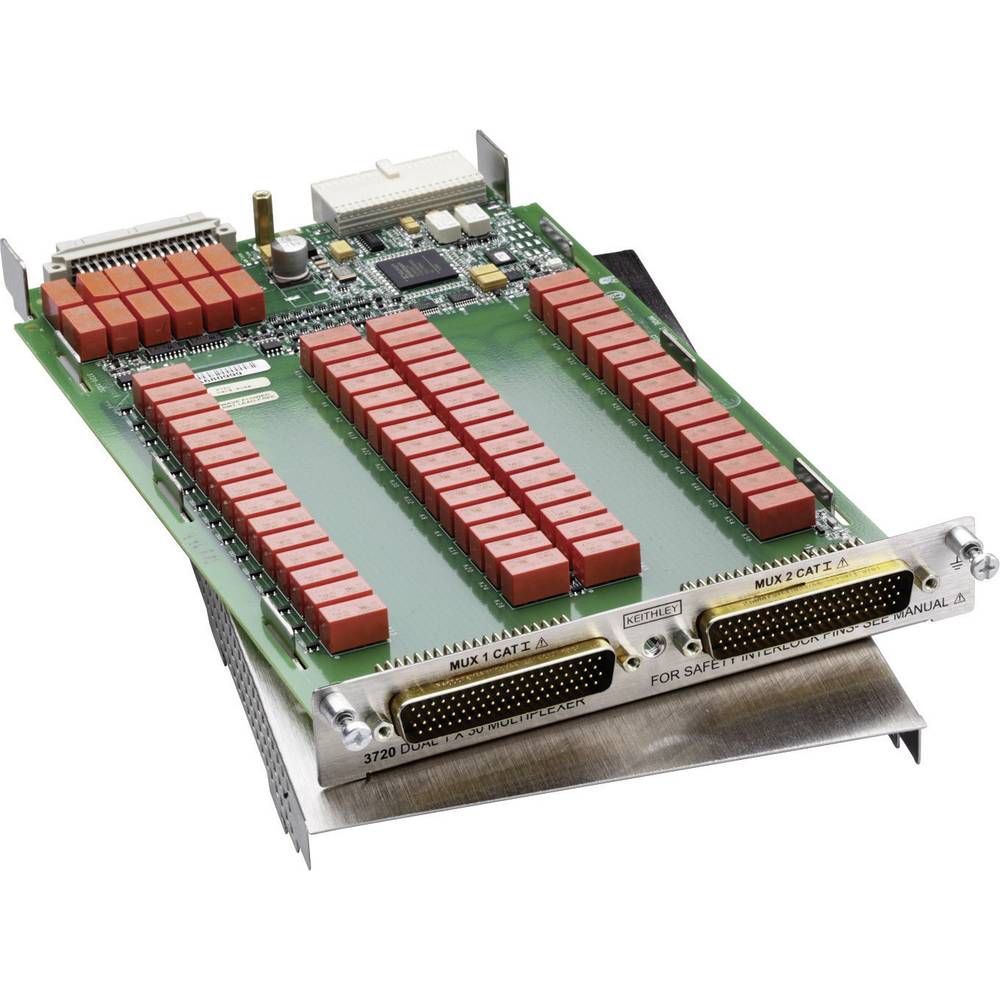 Multiplekser kartica Keithley Dual 1X20, 3721