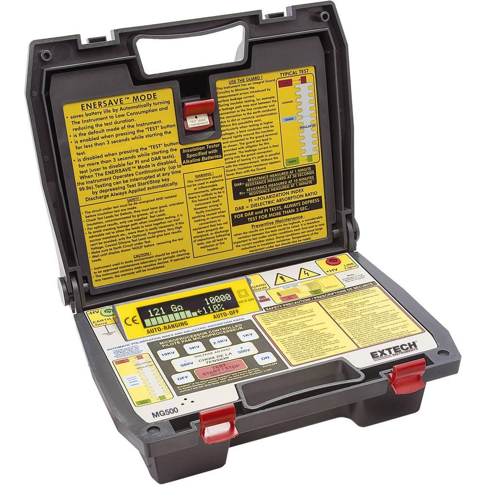 Extech MG500 merilnik izolacije