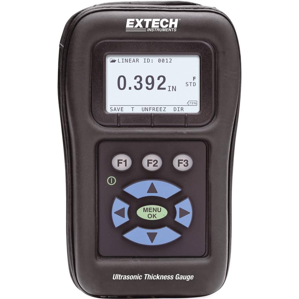 Extech TKG150 merilnik debeline plasti, meritev debeline laka