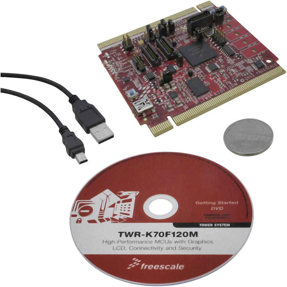 Razvojna plošča Freescale Semiconductor TWR-K70F120M
