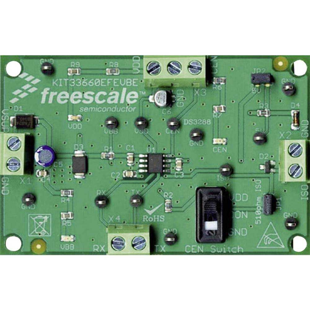 Razvojna plošča Freescale Semiconductor KIT33660EFEVBE
