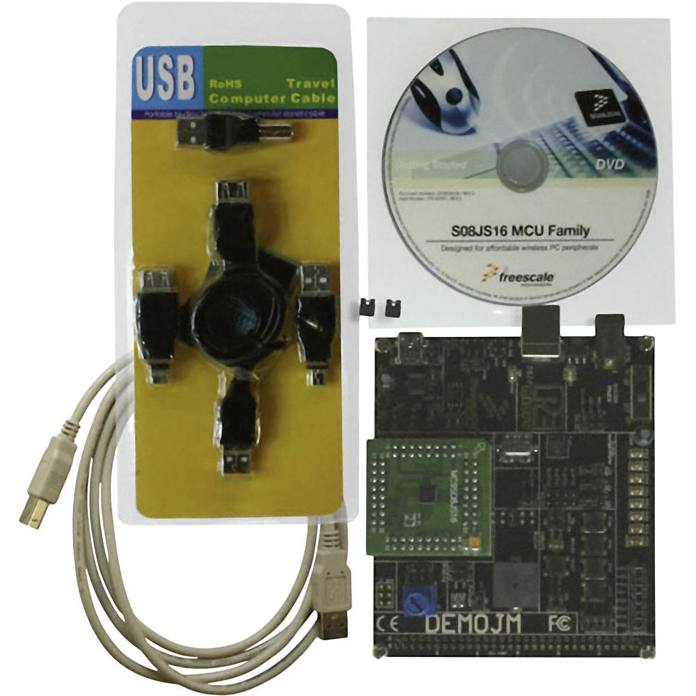 Razvojna plošča Freescale Semiconductor DEMO9S08JS16