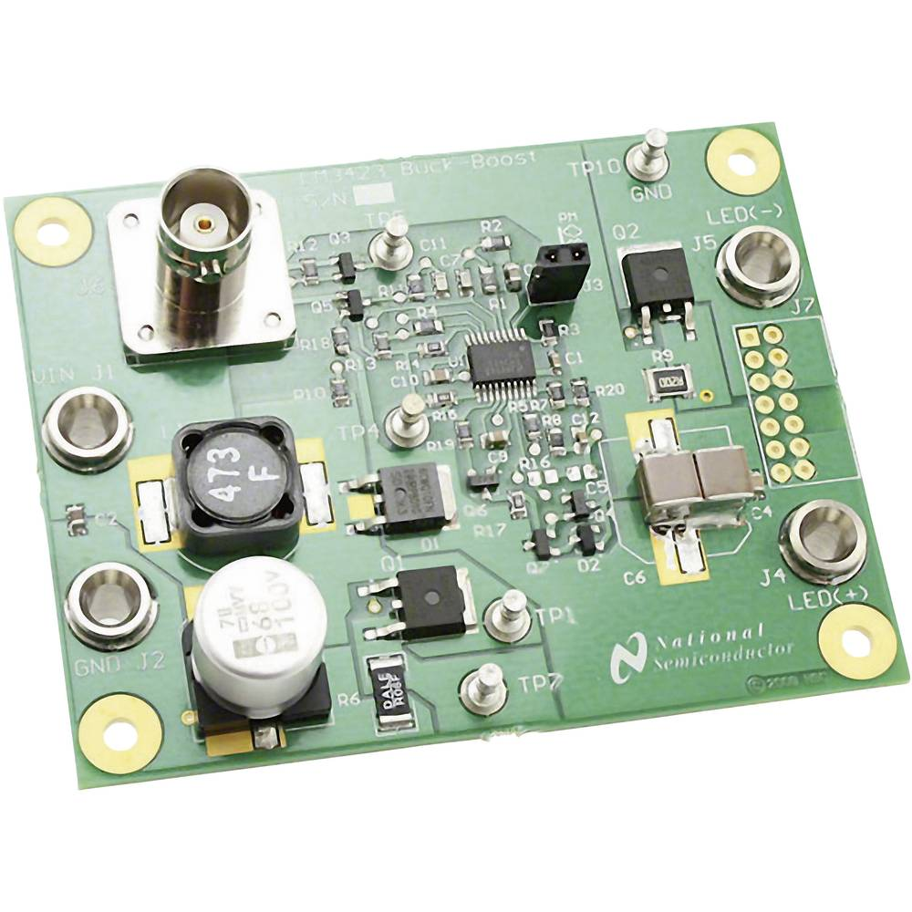 Razvojna plošča Texas Instruments LM3423BBLSCSEV/NOPB
