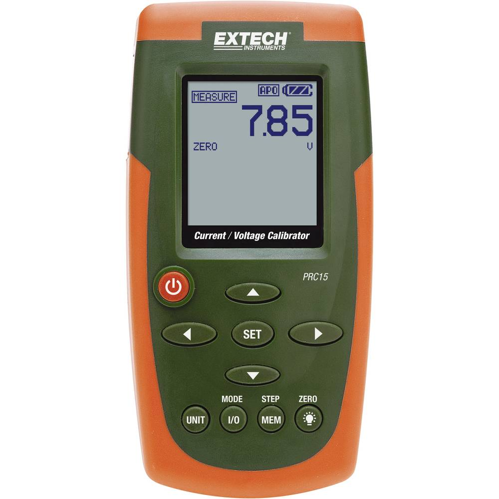 Kalib. ISO-Extech PRC15 kalibrator