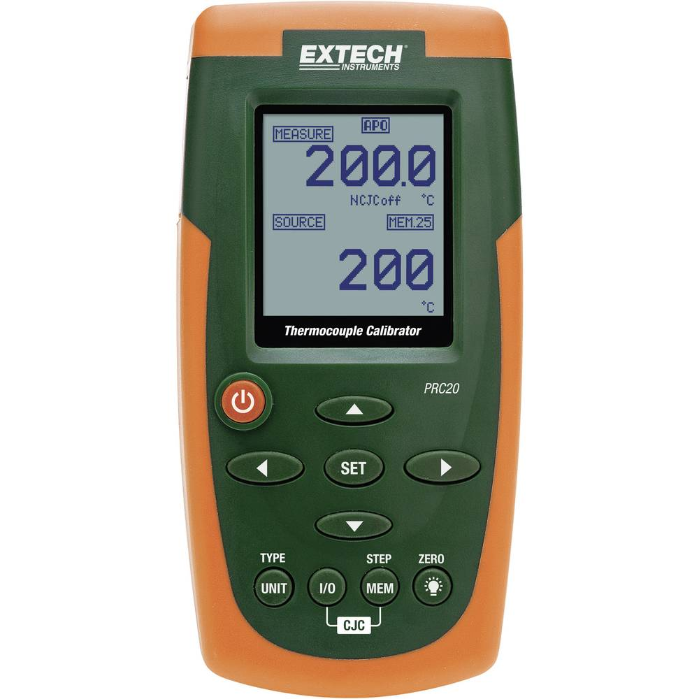 Extech PRC20 kalibrator