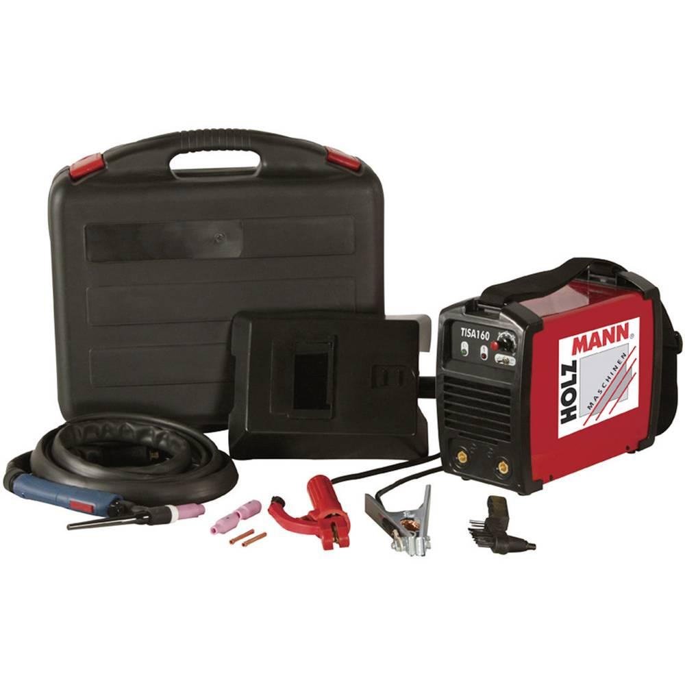 Holzmann Maschinen WIG/TIG inverter uređaj za varenje TISA 160 H110200002 napon 230 V/50 Hz struja varenja 10 - 16