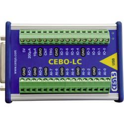 CESYS C028152 merilna USB škatla 14/7 16-bitni analogni-vhod, 2 analogni izhod, 20 Dig. IO, galvanski