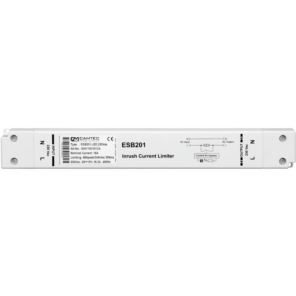 Limitator uklopne struje Camtec ESB201 aktivni