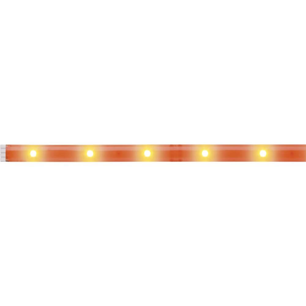 LED traka YourLED Deco 70431 Paulmann produžetak 12 V/DC 100 cm neonski narančasta