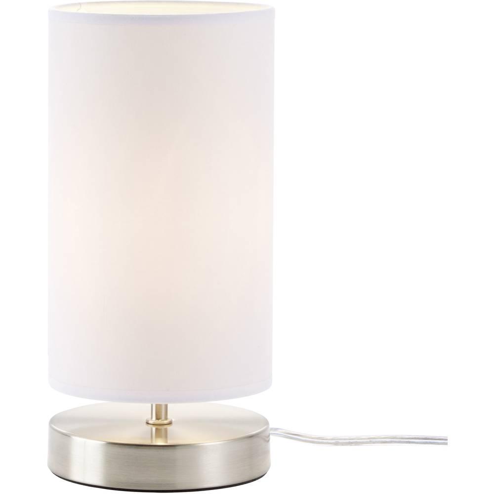 Brilliant Nočna namizna luč Claire 13247/05 bela E14