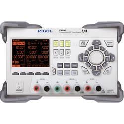 Laboratorijski naponski uređaj, podesivi Rigol DP832 0 - 30 V 0 - 3 A 195 W broj izlaza 3 x