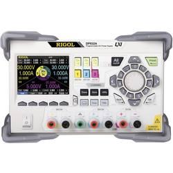 Kal. ISO-Laboratorijski napajalnik, nastavljiv Rigol DP832A 0 - 30 V 0 - 3 A 195 W št. izhodov 3 x