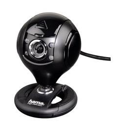HD spletna kamera 1280 x 1024 pikslov Hama Spy Protect, stojalo, objemno držalo