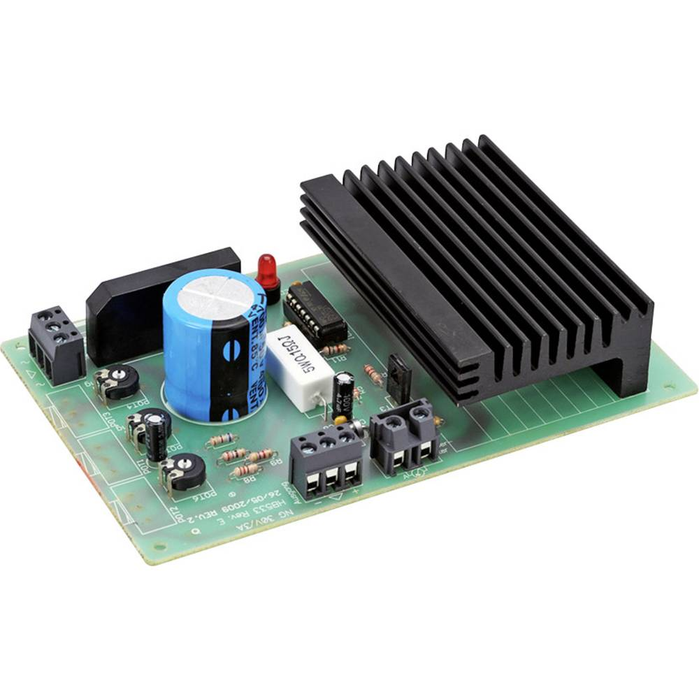 H-Tronic univerzalni uređaj zanapajanje 1 - 30 V/0 - 3 A ulazni napon 30 V/AC i