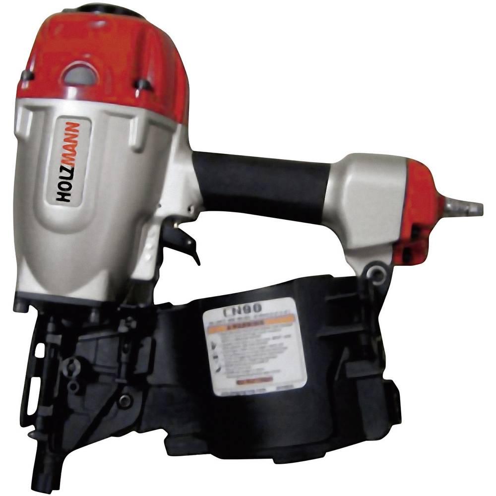 Holzmann Maschinen Pneumatski uređaj za zabijanje čavala TN90 radni tlak maks. 7.58 bar H050400005