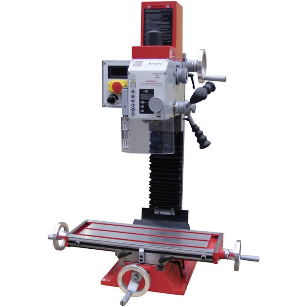 Holzmann Maschinen BF 20V Rezkalni stroj za kovino 2-stopenjski motor S1 (100%)/S6: 700 W/1000 W 230 V/50 Hz H020200003