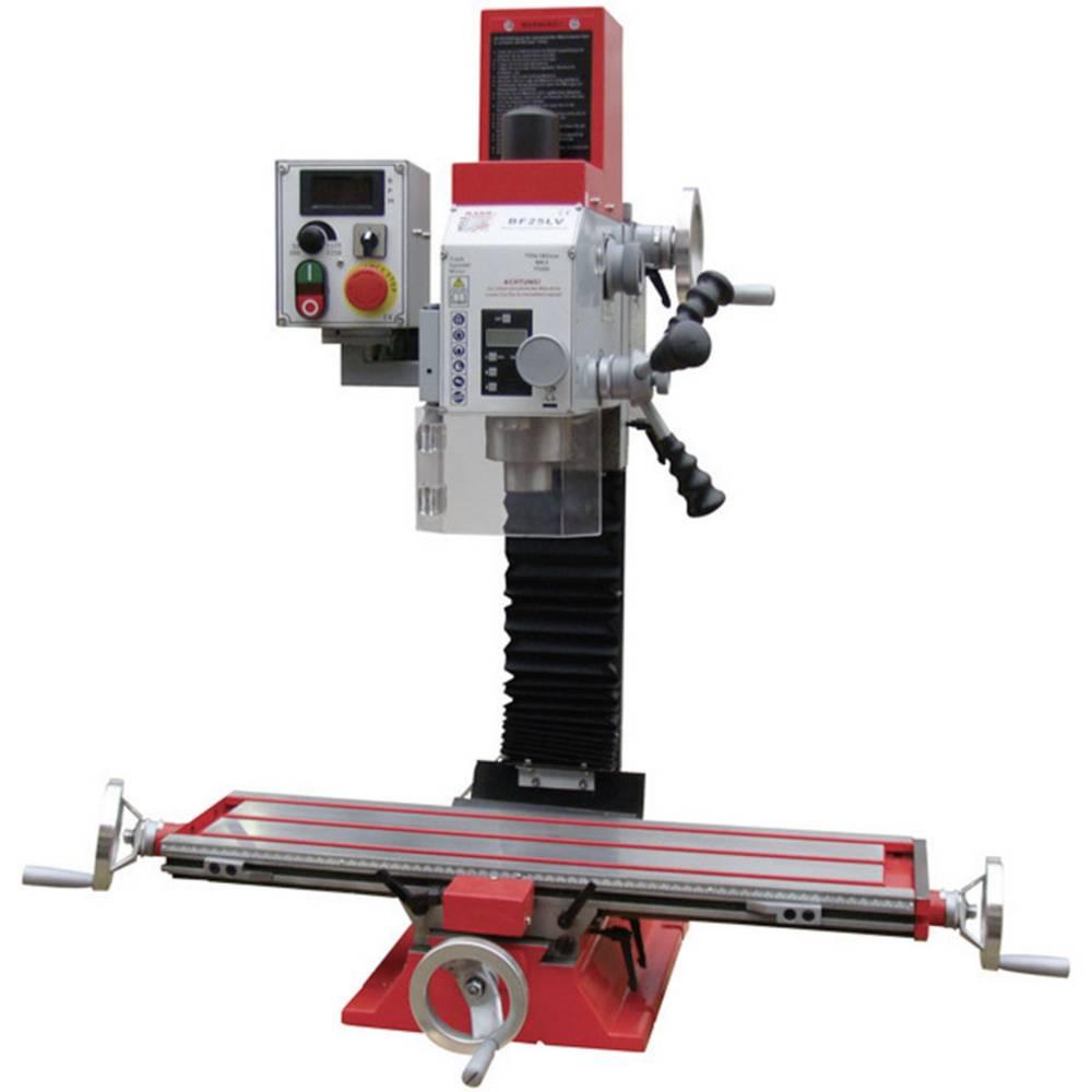 Holzmann Maschinen BF 25VLN Rezkalni stroj za kovino 2-stopenjski motor S1 (100%)/S6: 700 W/1000 W 230 V/50 Hz H020200015
