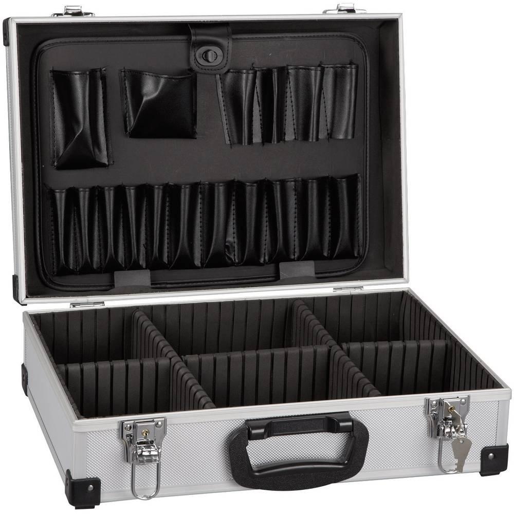 Univerzalni kofer za alat, prazan Alutec 61000 (D x Š x V) 430 x 315 x 140 mm