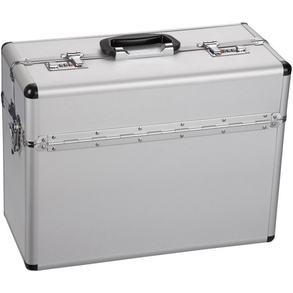 Univerzalni pilotski kofer, prazan Alutec 61800 (D x Š x V) 460 x 360 x 160 mm