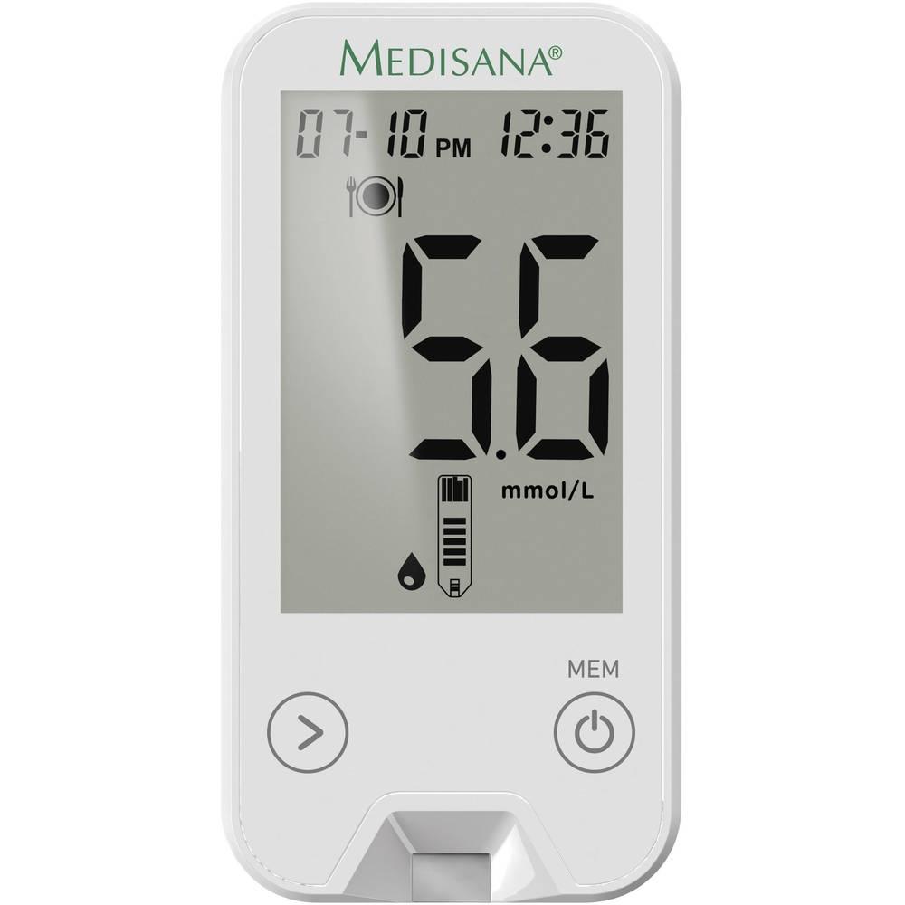 Mjerač šećera u krvi Medisana MediTouch® 2 mmol/L
