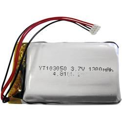 Baterija za mini alarm N/A RENKFORCE 3.7 V 1300 mAh
