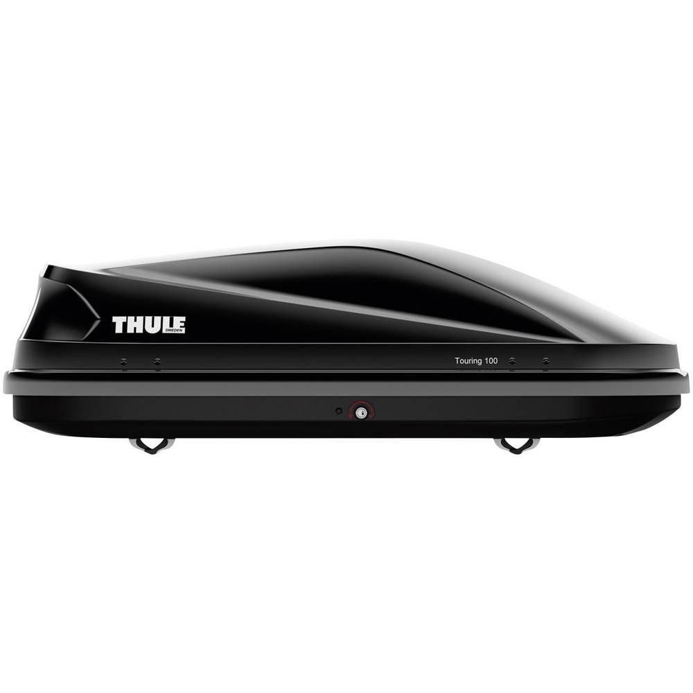 Thule kutija za krov Touring 100 crna sjajna 634101